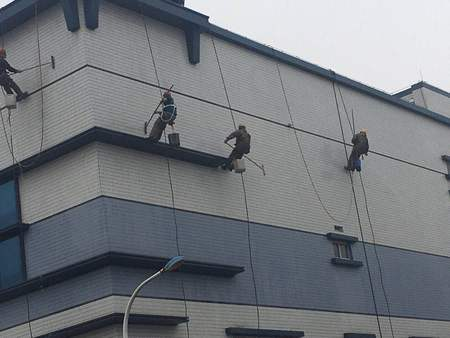 重庆学校清洗案例