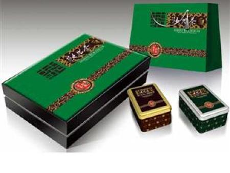 抗沖擊并且可以折疊展開是泰安禮品盒的優點