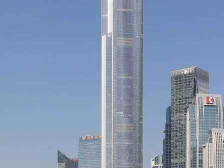 广州周大福金融中心(广州东塔)