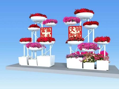 沈阳铝合金伟德国际官网对比传统花盆的优势在哪?