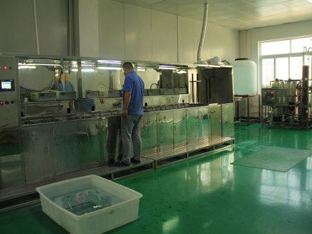 清洗生产线(Ultrasonic cleaner)