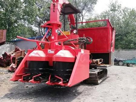 青贮机生产厂家告诉我们:玉米青贮机的正确保养技巧
