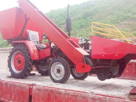 如何选择到合适的新乡玉米青储机设备?