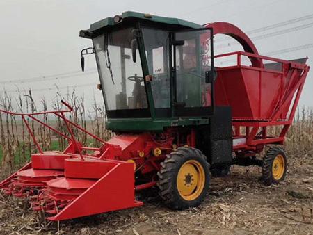 玉米青贮机价格哪家好教您玉米收获机需要怎么维护保养