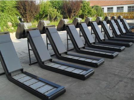 台正机床用磁性排屑机的四大特点