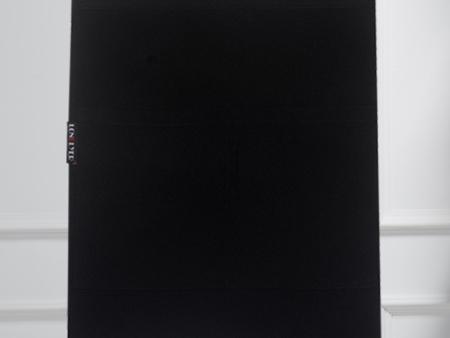 黑色短围裙