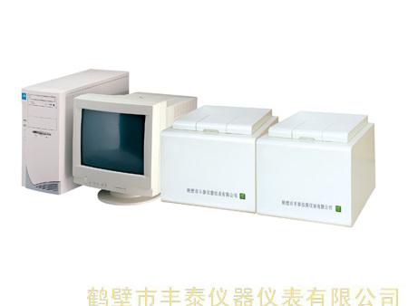 微机全自动量热仪的使用