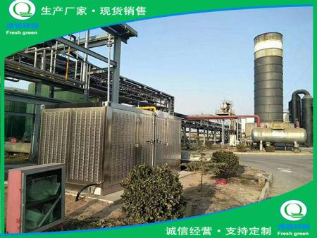廢氣吸附冷凝-尾氣冷凝回收-voc冷凝廠家