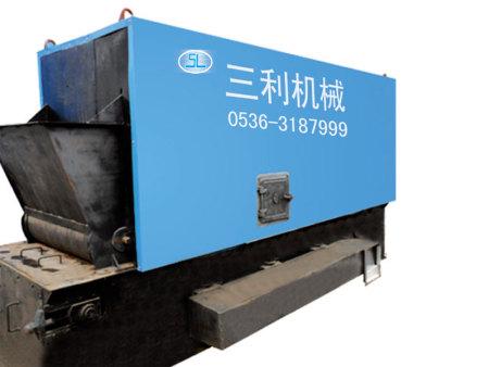 大型热风炉卧式固定炉排燃烧设备