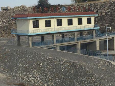 酒泉水闸工程