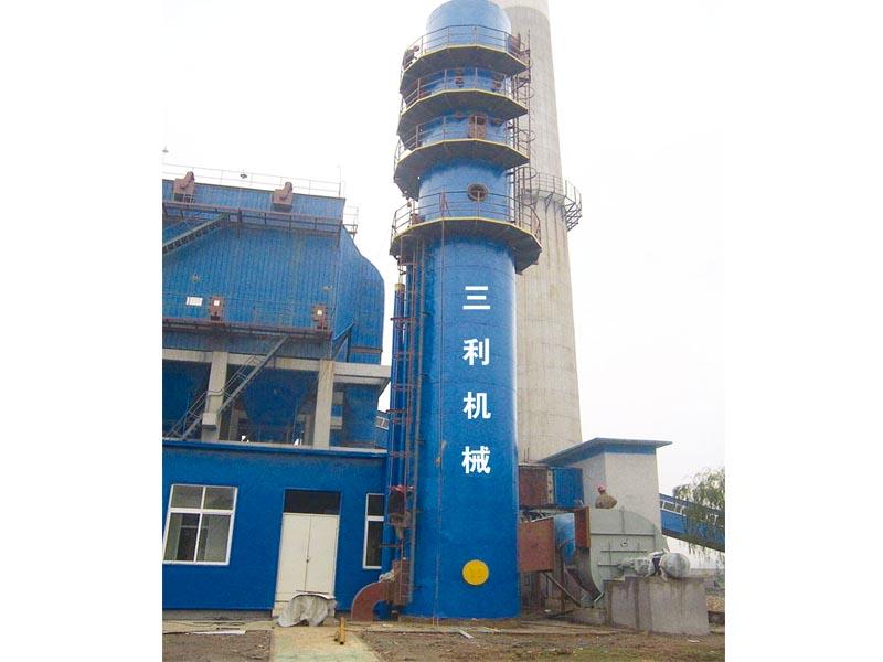 矿用热风炉燃料的分类