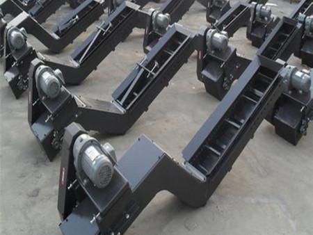 步进式排屑机广泛应用于加工铁磁材料的各种机械设备