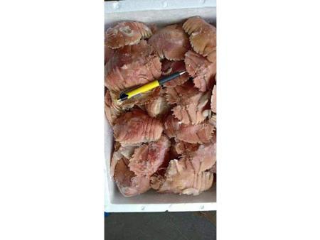 海鲜琵琶虾
