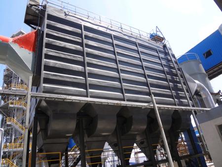 高压脉冲除尘技术用于工业除尘的探讨