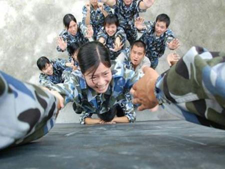 2019广州体验式训练_拓展风采