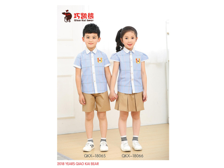 幼儿园服装夏装批发要注意什么?
