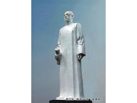 陶行知校园雕塑之放置地点与选择事项