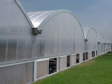 來了解下智能溫室大棚建造的內部構造