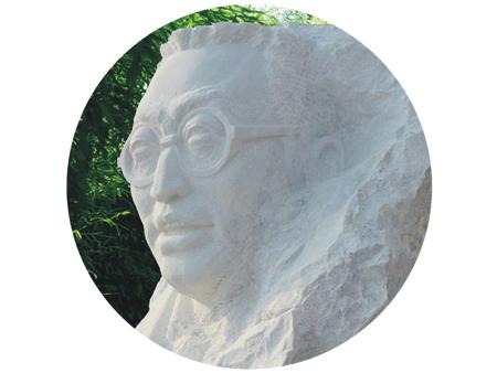 陶行知头像分析铸铜雕塑的文化起源