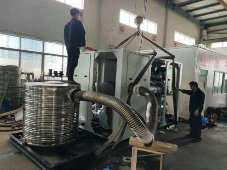 水冷螺杆式工业雷火电竞平台登录组