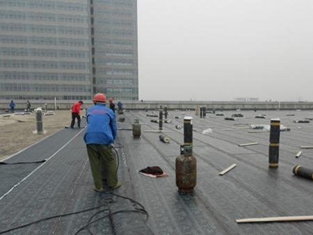 屋顶补漏施工工程