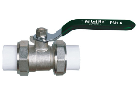 224-PPR.PB黄铜球阀B型(小体)