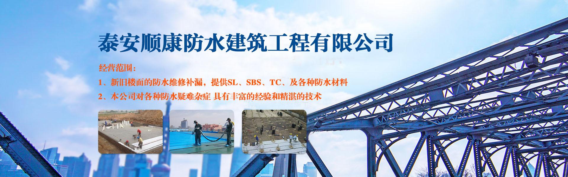 山东防水施工队