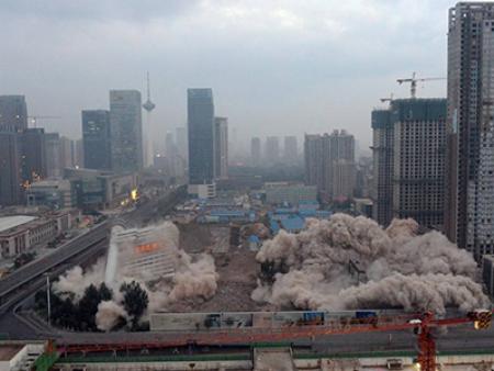 广东工程拆除