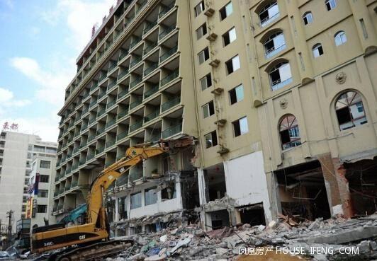 广东房屋拆除公司分享房子墙面开裂怎么处理