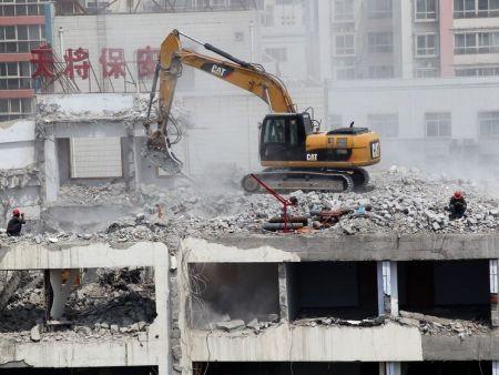 对旧房进行室内拆除的注意事项有哪些?-广东房屋拆除
