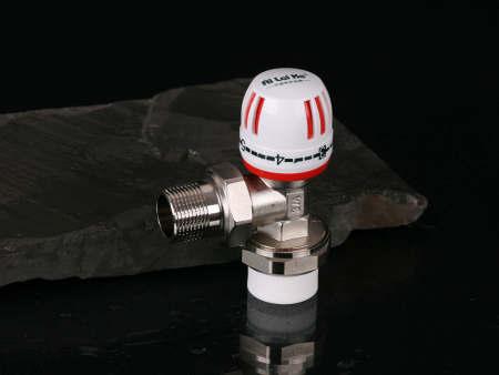 403-PPR.PB手动温控调节阀(角式)