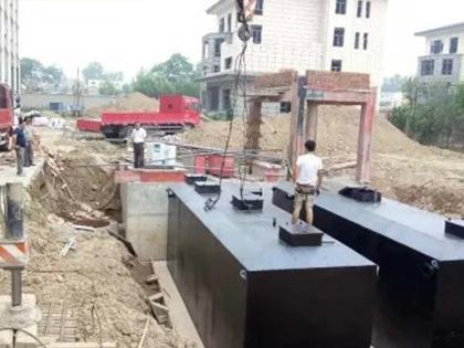 乡镇污水处理设备如何进行检修