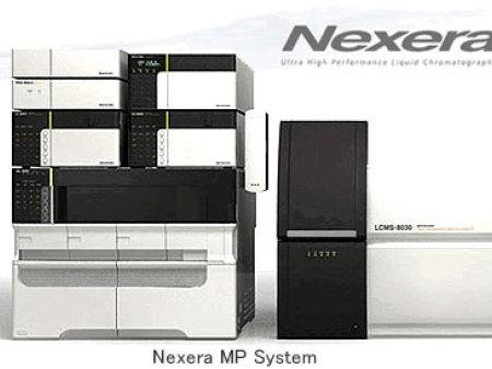 岛津 液相色谱仪Nexera MP