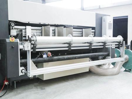 YH2500纸箱数码印刷机 进纸部