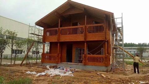 丹东防腐木设计安装分享防腐木刷漆保养步骤