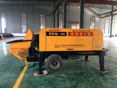BKQ-20型細混凝土輸送泵
