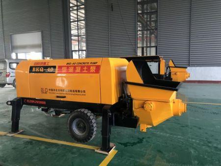 BKQ-40型混凝土輸送泵