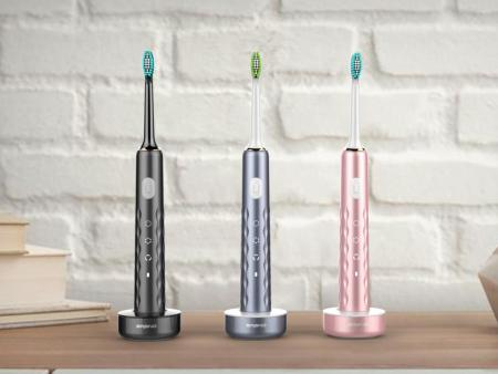 Pressure sensor Sonicare electric toothbrush with long standby time