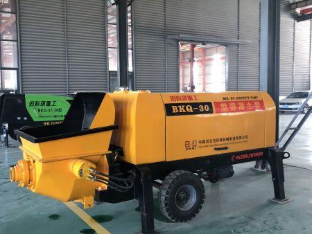 BKQ-30型混凝土輸送泵