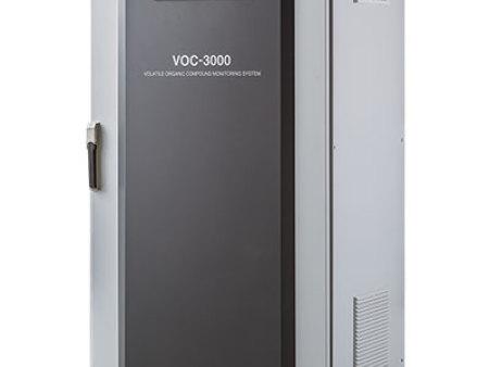 岛津 工业废气挥发性气体(VOCs)在线监测系统
