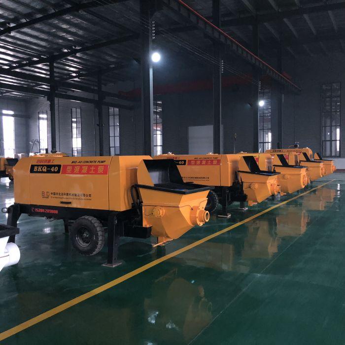 細石混凝土輸送泵廠家直銷 泊科琪全國供應 歡迎選購