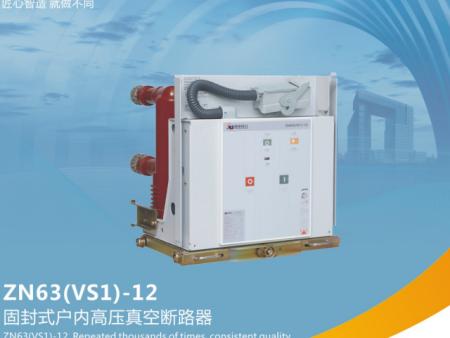 ZN63(VS1)- 12高压固封式真空断路器