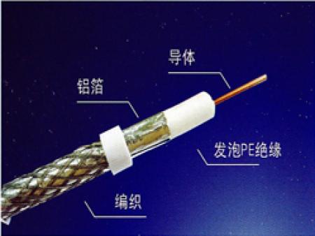 物理发泡SYWV-75系列同轴电缆