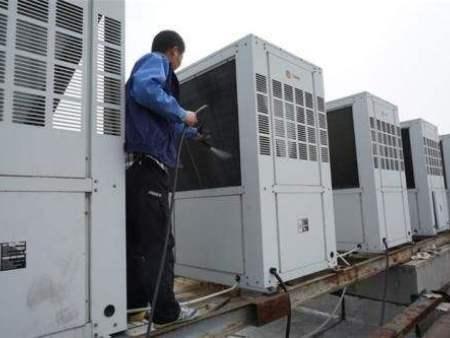 西安中央空调清洗