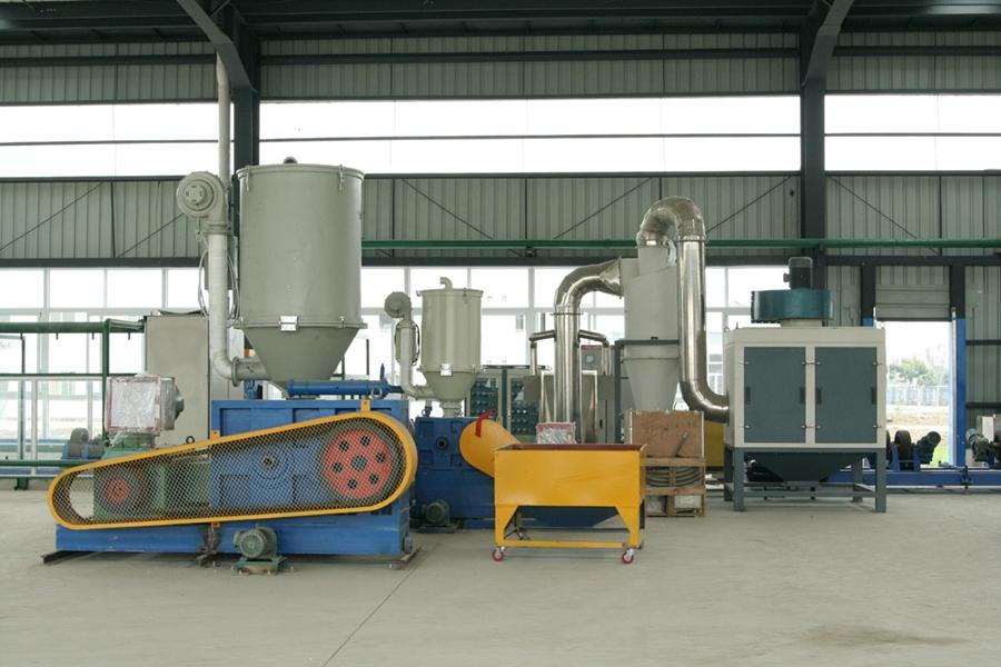 3PE防腐设备生产线
