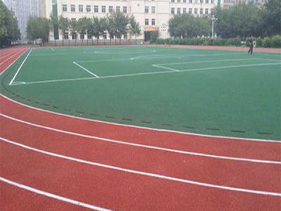 塑胶跑道|硅pu新型球场|人造草坪|塑胶球场|EPDM彩色橡胶颗粒|河北仪康体育设施工程太阳城娱乐APP下载