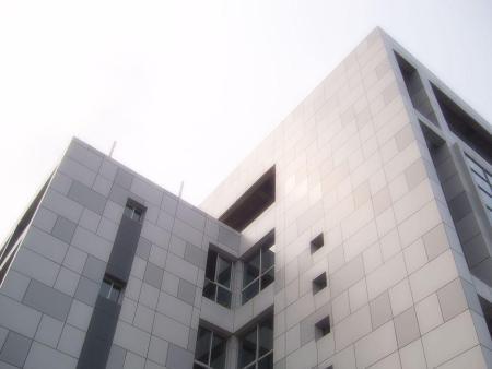 辽宁铝单板幕墙清洗维护要注意什么,你都学会了吗?