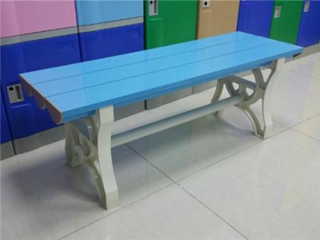 QS12塑料更衣凳