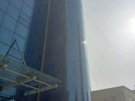 鄭州市新視明科技有限公司辦公樓電梯井道項目