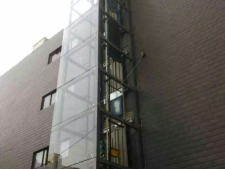 鄭州市祈福小區電梯井道加裝項目